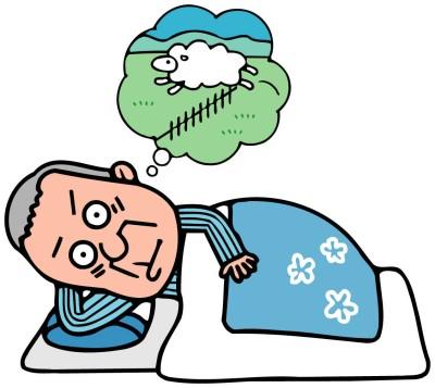 不眠症(睡眠障害)の症状